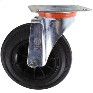 2 x TR Heavy Duty Swivel Castor Wheels 2