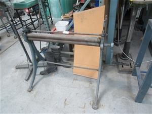 Set of Sheet Metal Forming Rollers