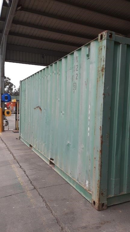 Container 6.0M x 2.4M - ROYAL WOLF
