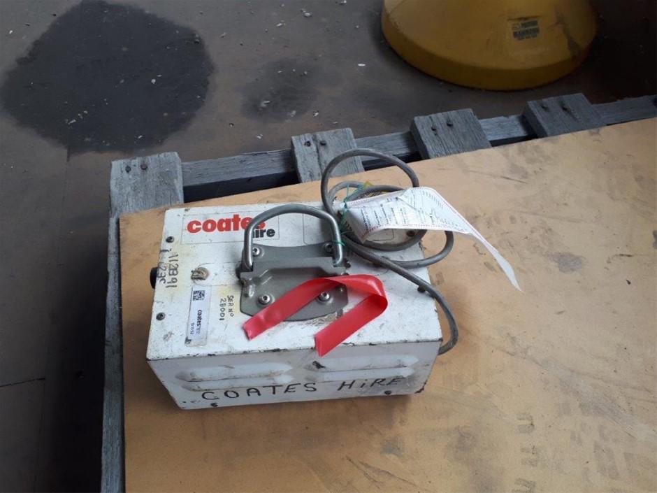 Transformer 32V 2 Outlet