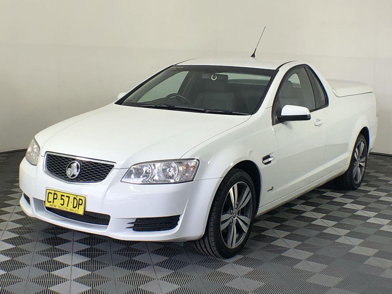 2011 Holden Commodore Omega VE II Automatic Ute