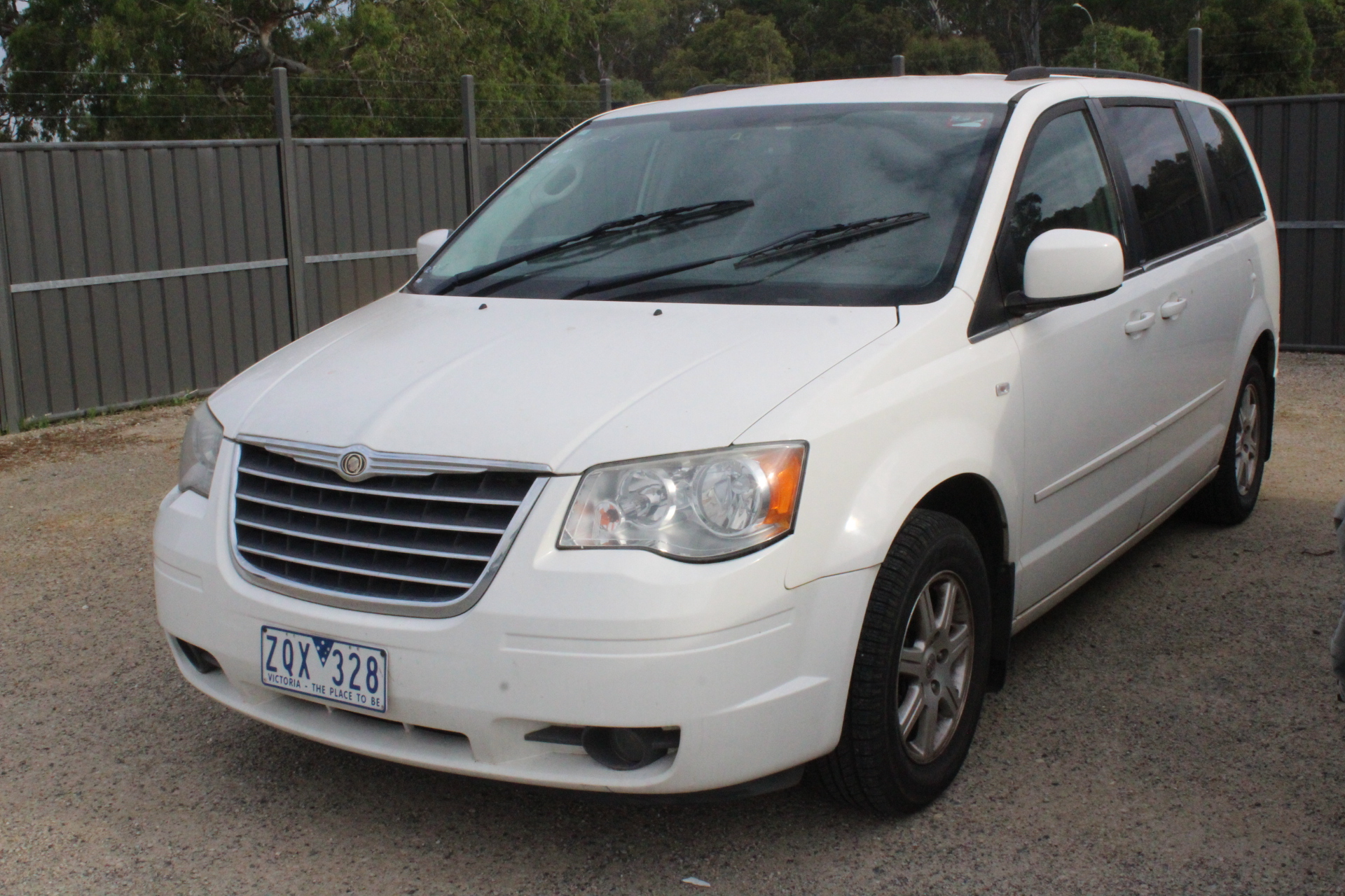 2008 Chrysler Grand Voyager Touring RT Turbo Diesel Automatic