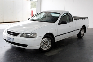 2003 Ford Falcon XL BA Automatic Ute