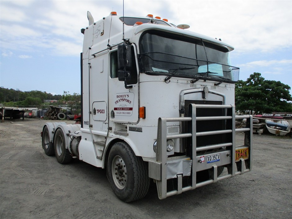 1999 Kenworth 104 Prime Mover Truck