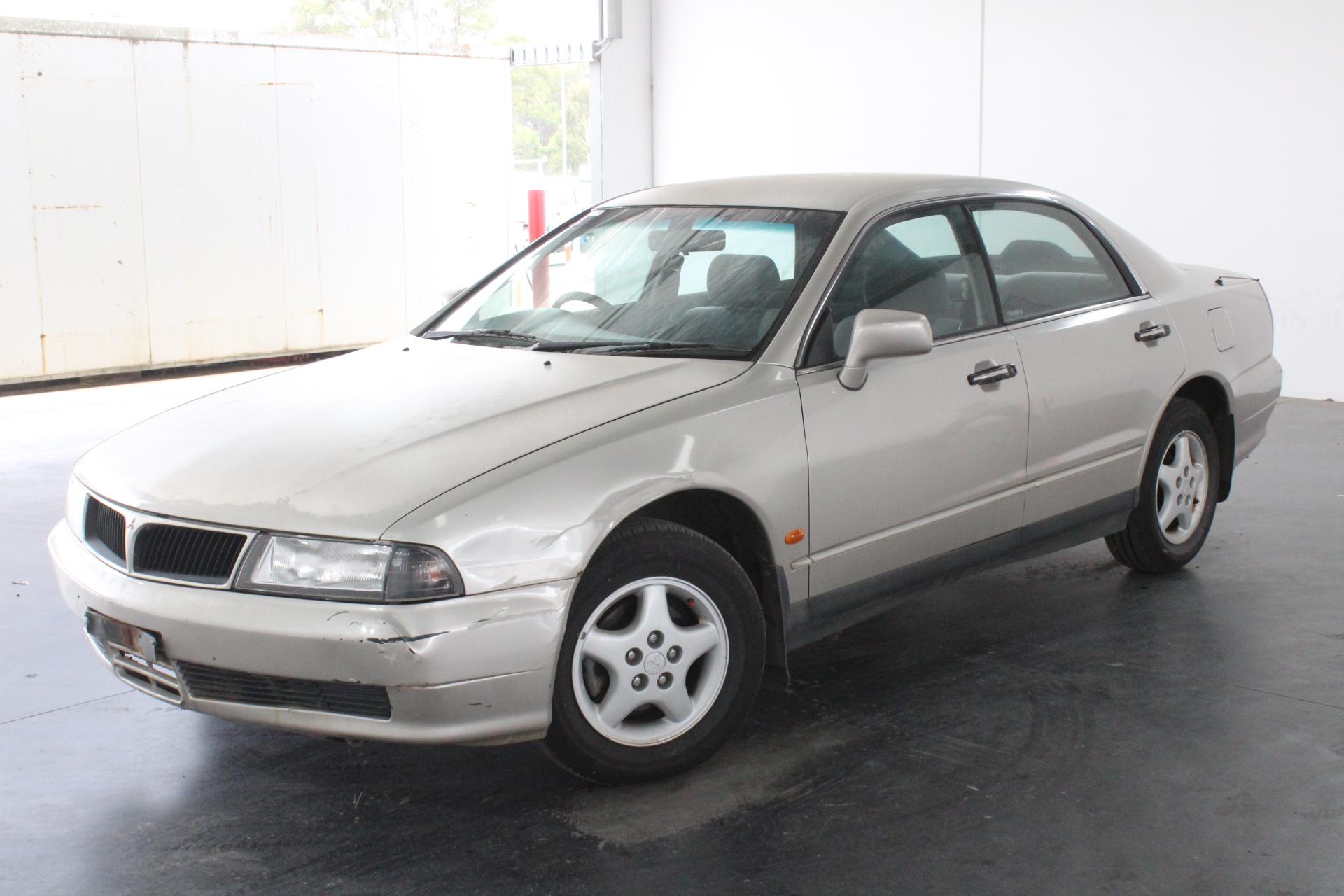 1998 Mitsubishi Magna Executive TF Automatic Sedan