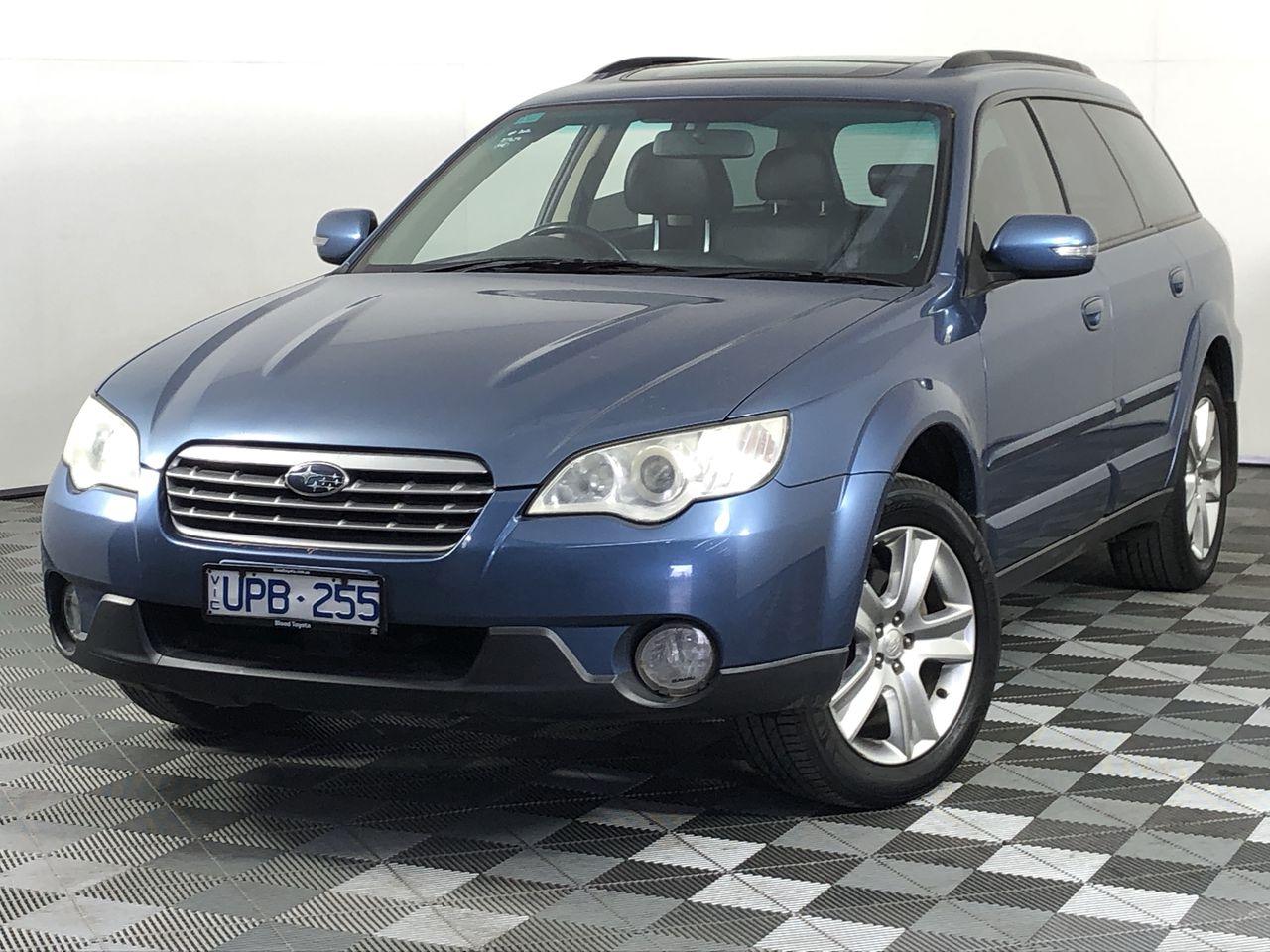 2007 Subaru Outback 2.5i Premium B4A Automatic Wagon