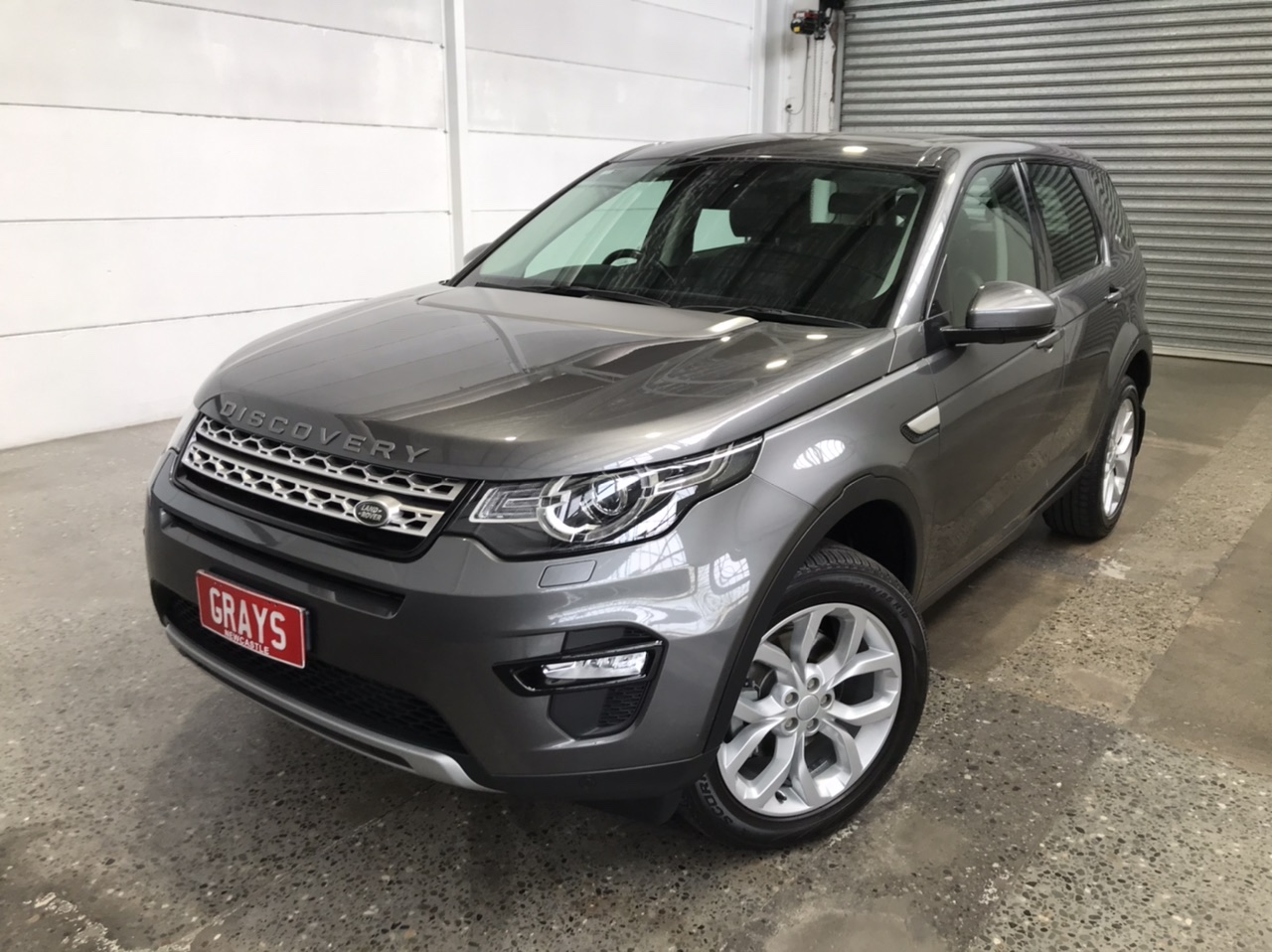 2015 Land Rover DISCOVERY SPORT SD4 HSE Turbo Diesel 9 auto Wagon