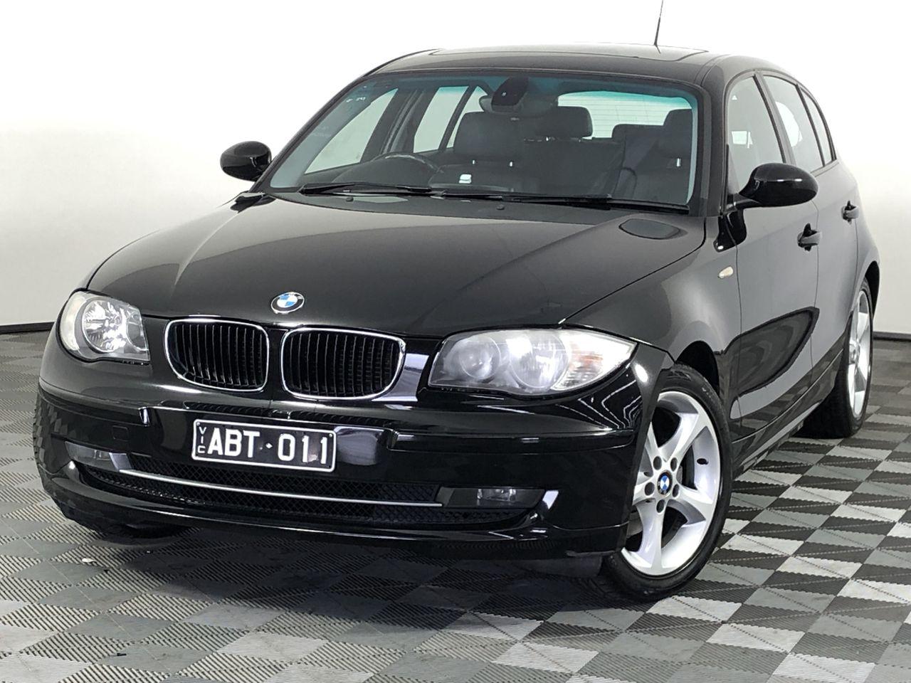 2009 BMW 1 20i E87 Automatic Hatchback