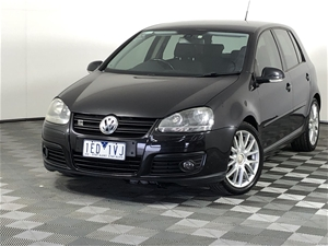2008 Volkswagen Golf GT SPORT TDI A5 Tur