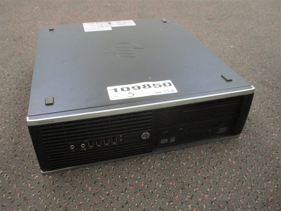 HP Compaq 6200 Pro SFF PC Small Form Factor (SFF) Desktop PC