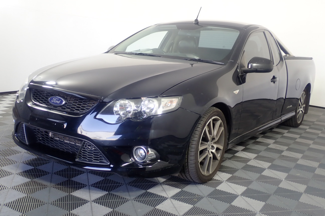 2011 Ford Falcon XR6 FG Automatic Ute