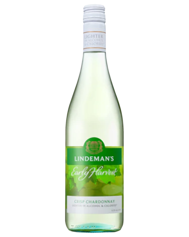 Lindeman's Early Harvest Crisp Chardonnay 2019 (6x 750mL).TAS.