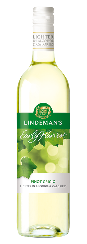 Lindeman's Early Harvest Pinot Grigio 2017 (6x 750mL).TAS.