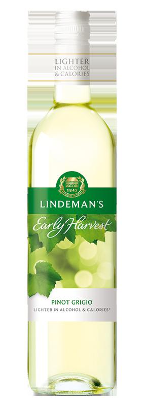 Lindeman's Early Harvest Pinot Grigio 2017 (6x 750mL).TAS.