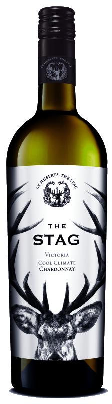 St Hubert's 'The Stag' Chardonnay 2018 (6x 750mL).TAS.