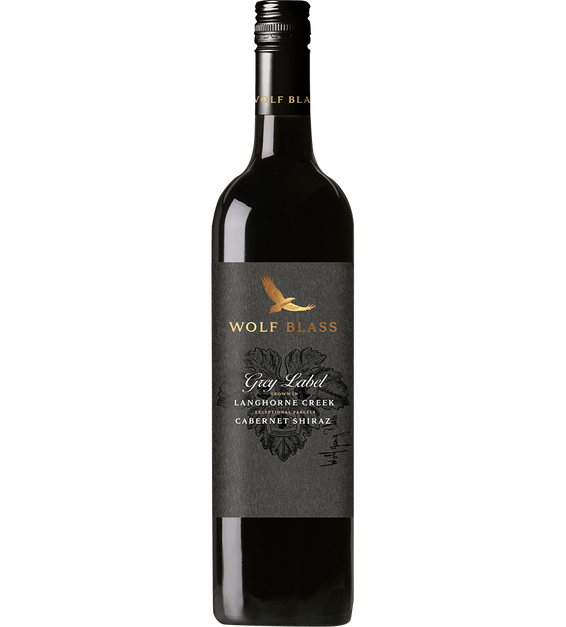 Wolf Blass Grey Label Cabernet Shiraz 2016 (6x 750mL).TAS.