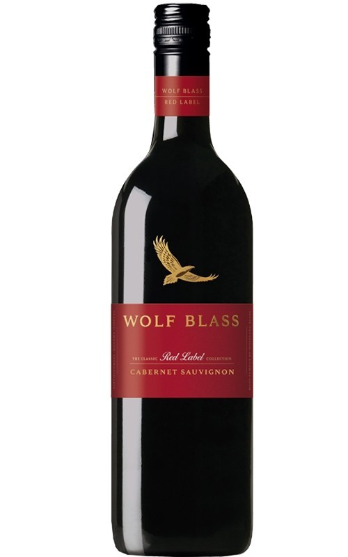 Wolf Blass Red Label Cabernet Merlot 2019 (6x 750mL).TAS.