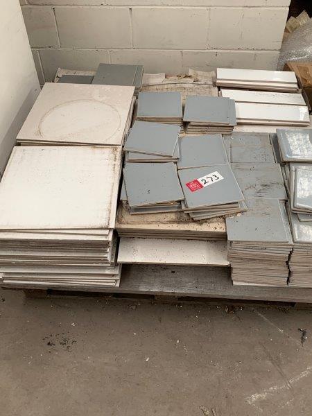 One Pallet Tiles - Border