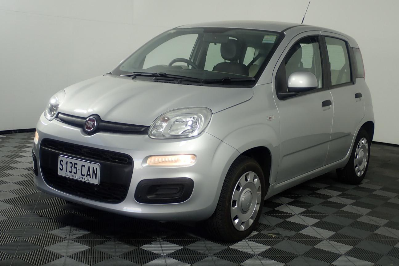 2013 Fiat PANDA EASY Manual Hatchback