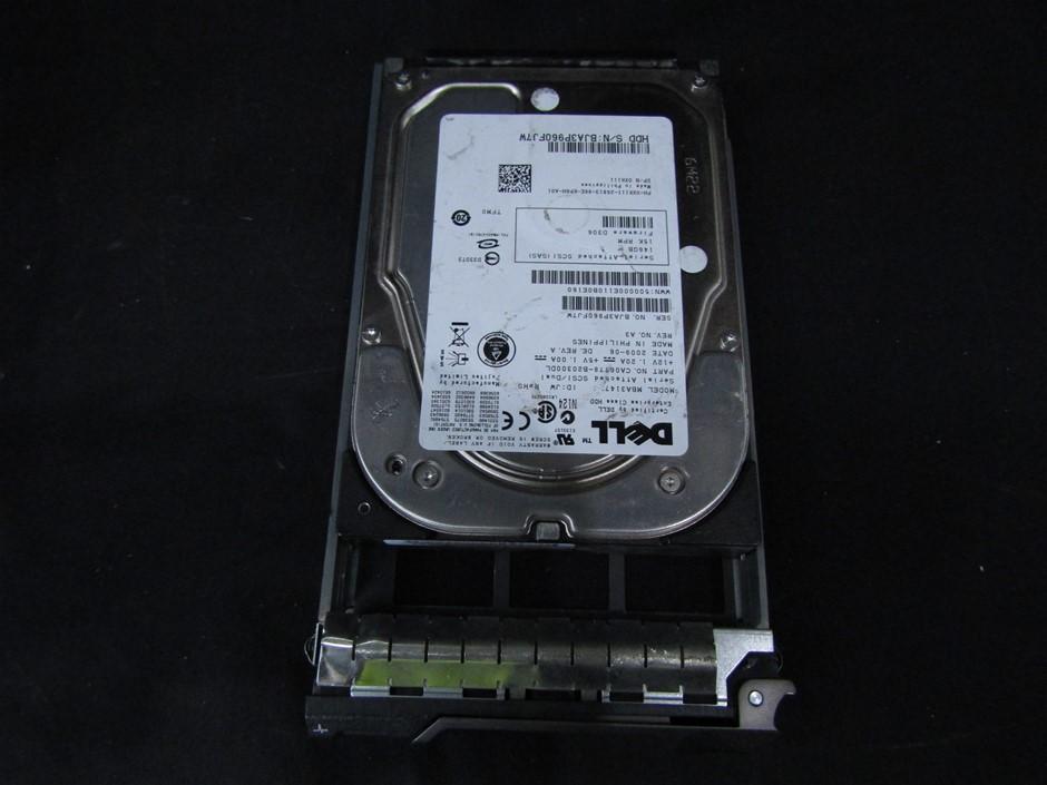 Dell MBA3147 Hard Drive