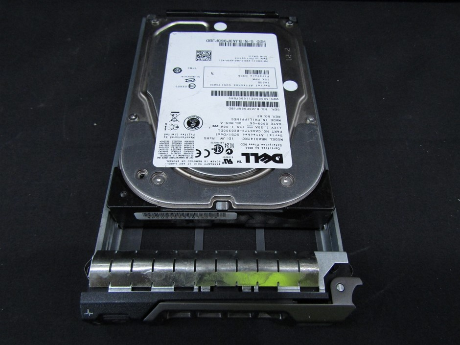 Dell MBA3147RC Hard Drive