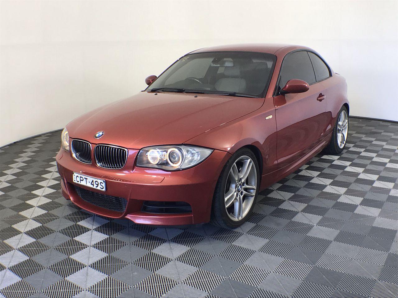 2008 BMW 1 35i SPORT E82 Automatic Coupe
