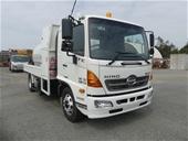 Unreserved 2013 Hino FE 500 Euro5 4 x 2 Vacuum Truck
