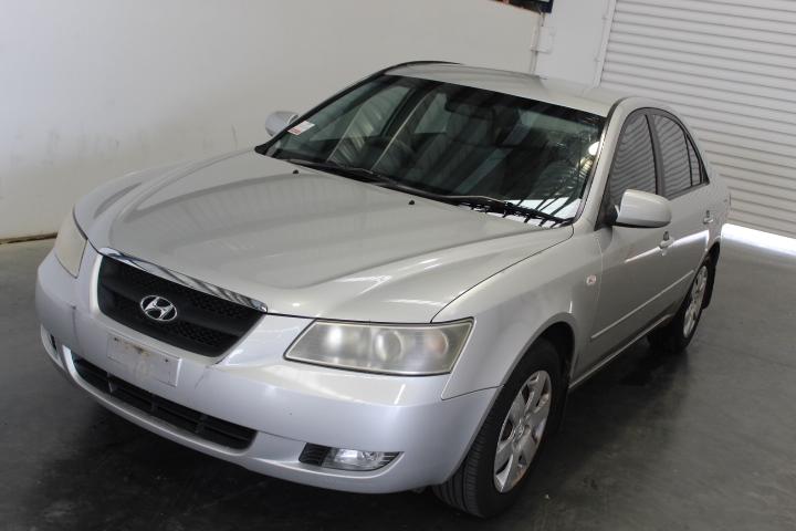 2005 Hyundai Sonata 4 Cyclinber (Service History)