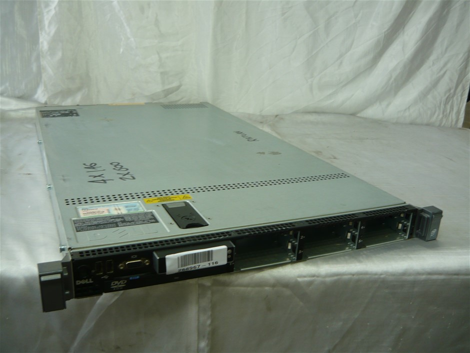 DELL (ED1S) Server