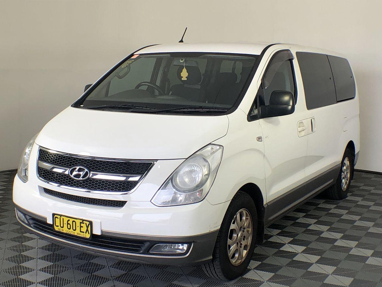 2013 Hyundai iMAX TQ Turbo Diesel Automatic 8 Seats People Mover