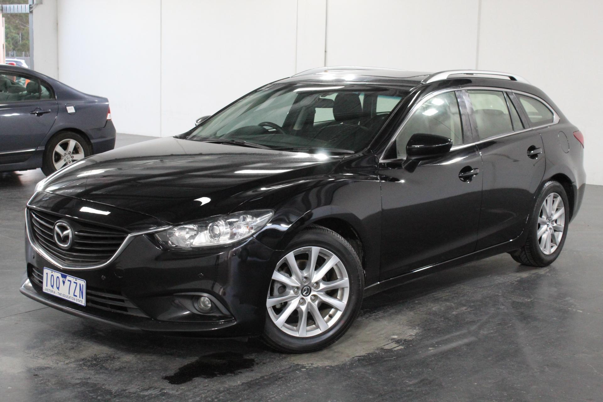 2013 Mazda 6 Sport GJ Automatic Wagon