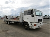 1999 MAN 22-264 SE 6 x 2 Beavertail Truck