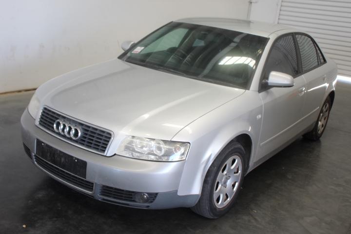 2003 Audi A4 2.0 B6 CVT Sedan