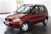 2002 Suzuki Ignis GL Automatic Hatchback