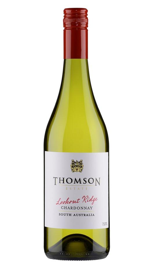 Thomson Estate Lookout Ridge Chardonnay 2019 (12 x 750mL) SA