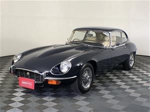 1971 Jaguar E TYPE Coupe V12 Manual Seri