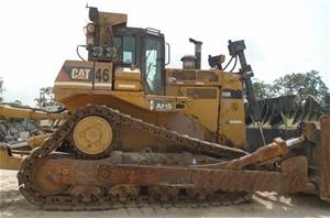 2012 Caterpillar D9R Crawler Dozer (DZ74