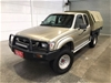 2004 TOYOTA HILUX X/CAB DIESEL TURBO AFTER MARKET 4WD