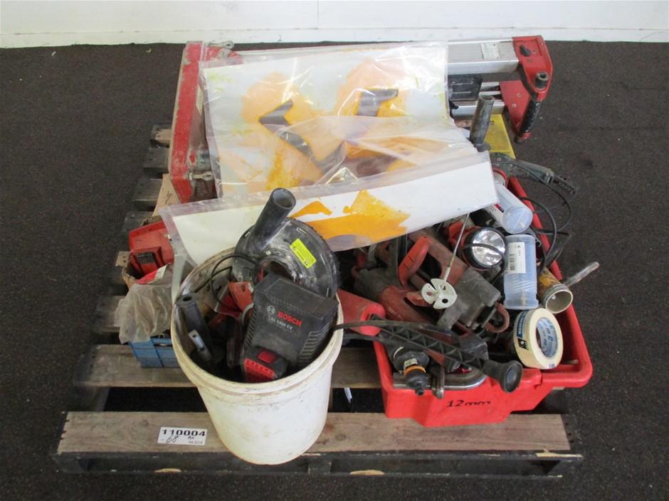 Pallet of Workshop Items