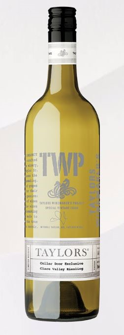 Taylors TWP Riesling 2015 (6 x 750mL) Clare Valley, SA