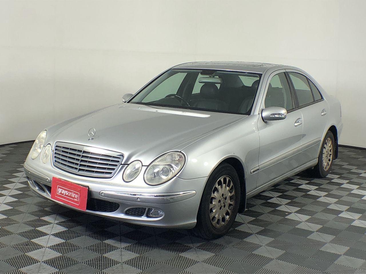 2004 Mercedes Benz E270 CDI Classic W211 Turbo Diesel Automatic Sedan