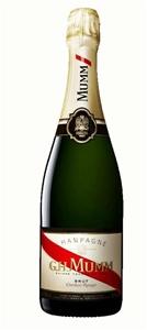 G.H.Mumm Cordon Rouge Champagne NV (12 x