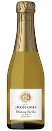 Jacobs Creek Sparkling Chardonnay Pinot NV (24 x 200mL piccolo), SE AUS.