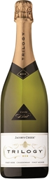 Jacobs Creek Trilogy Sparkling NV (6 x 750mL), SE AUS.