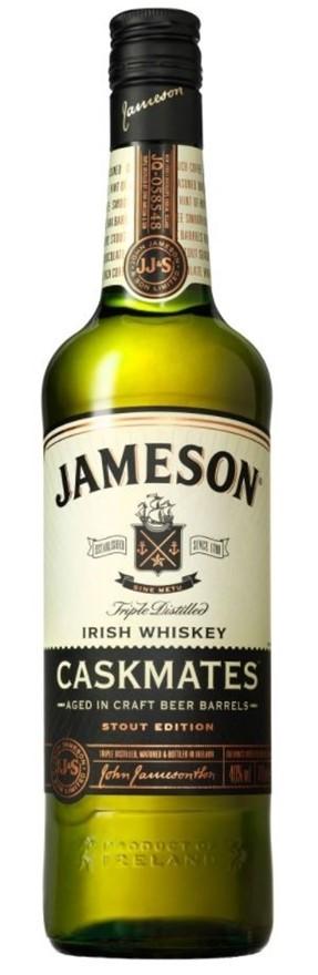 Jameson Caskmates Stout Edition Irish Whiskey (6 x 700mL)