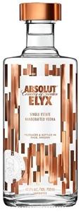 Absolut `Elyx` Vodka (6 x 700mL), Sweden