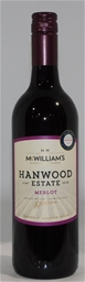McWilliams Hanwood Estate Merlot 2018 (6 x 750mL) SEA.