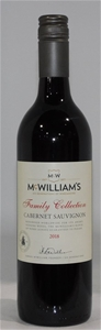 McWilliams Family Collection Cabernet Sa
