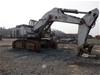2012 Liebherr R984C Hydraulic Excavator with Bucket (EO777)