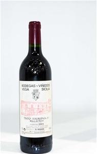 Valbuena Vega Sicilia Red 2003 (1x 750mL